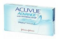 Acuvue Advance   (Johnson and Johnson) (6 čoček)