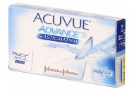 Acuvue Advance for Astigmatism   (Johnson and Johnson) (6 čoček)